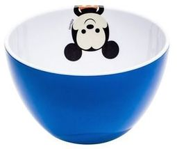 Zak Designs 2-Piece Disney Mickey Mouse 2-Tone Bowl Set NWT - $12.99