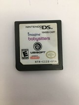 Imagine: Babysitters (Nintendo DS, 2008) - $5.89