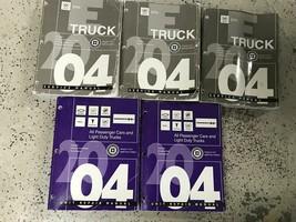 2004 Cadillac SRX TRUCK Service Repair Shop Workshop Manual Set OEM GM W... - $445.45