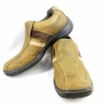 Hunter's Bay Size 6.5M Men's Shoe Outdoor Casual Slip On Leather Collection - $23.36