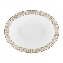 Waterford Lismore Diamond Open Vegetable Bowl Dish New with Tag - £119.35 GBP