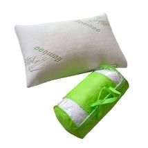 Premium King Bamboo Comfort Pillow Hypoallergenic Stay Cool Memory Foam - $25.38+