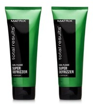 Matrix Total Results Curl Please Super Defrizzer Gel 6.7oz (PACK of 2) NEW! - $26.89