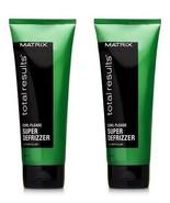 Matrix Total Results Curl Please Super Defrizzer Gel 6.7oz (PACK of 2) NEW! - $26.89
