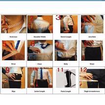 Women Pant Suits Ladies Fashion Office Business Tuxedos Suits Jacket+Pants+Vest  image 3