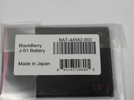 BAT-44582-003-Blackberry Standard Battery (1450 mAh) - $9.90
