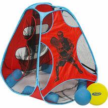 Coop Hydro 5-in-1 Swimming Pool Yard Basketball FootBall Frisbee Lacrosse Game image 4