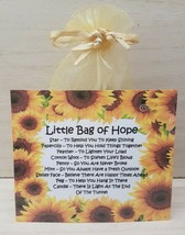 Little Bag of Hope - Unique Fun Novelty Gift & Card All In One - $6.12