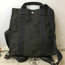 Hermes Auth ale line backpack bag MM - $563.84