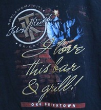 Toby Keith Tee Shirt Black I Love This Bar And Grill Music Band S Men's - $7.91