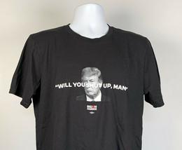 Will You Shut Up Man Biden Harris Trump T Shirt Mens Large  - $21.73