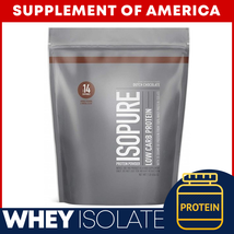 "Isopure Whey Protein Isolate 1 Lbs. Dutch Chocolate EXP 3/21 ""FREE SHIPP... - $15.73"