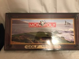 Parker Brothers Golf Signature Holes Edition Monopoly Board Game  - $23.38