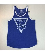 Deter Clothing Bicycle Tank Top Stop New  - $24.00