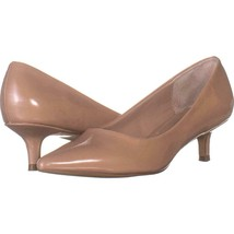 Charles by Charles David Dare Pointed Toe Pumps 578, Nude Patent, 4 US - £21.08 GBP