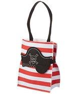Mud Pie Mask Treat Bag, Red Pirate - $11.71