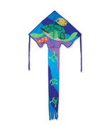 "Premier Kites & Designs Large Easy Flyer Swimming Sea Turtle Kite 46x90""... - $20.56"