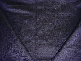Donghia Luxurious Black / Purplish Black Dots / Circle Upholstery Fabric - $26.18