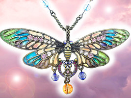 Haunted Necklace 9000X Break Free Of Limits Magick Extreme Mystical Treasure - $227.77
