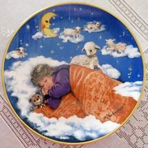 Sleep Baby Sleep Famous Lullabies Collector Plate Kaiser Porcelain - $29.99
