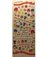 BANG STORE Nail Art Water Decals My Melody Little Twin Star Hello Kitty ... - $3.67
