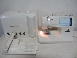 433 Brother Disney embroidery sewing machine D 8000 Hello Kitty with card - $563.12