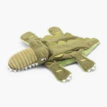 BarkBox Niles The Crocodile Squeaker Plush Dog Toy