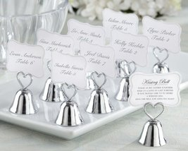 """""""Kissing Bell"""" Place Card-Photo Holder (Set of 24) - $134.35"""