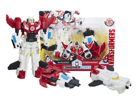 Transformers Robots in Disguise Combiner Force Skyhammer Skysledge & Sto... - $17.88