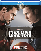 Captain America: Civil War [Blu-ray + Digital]