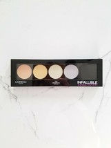 NEW L'Oreal Infallible Total Cover Color Correct Kit #225 Correcting Palette - $8.33