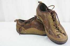 Womens Merrell J76908 Bella Brown Performance Footwear OrthoLite Flat Size 5.5 - $29.95