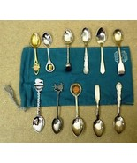 Collection of Miniature Spoons (11) - $53.33