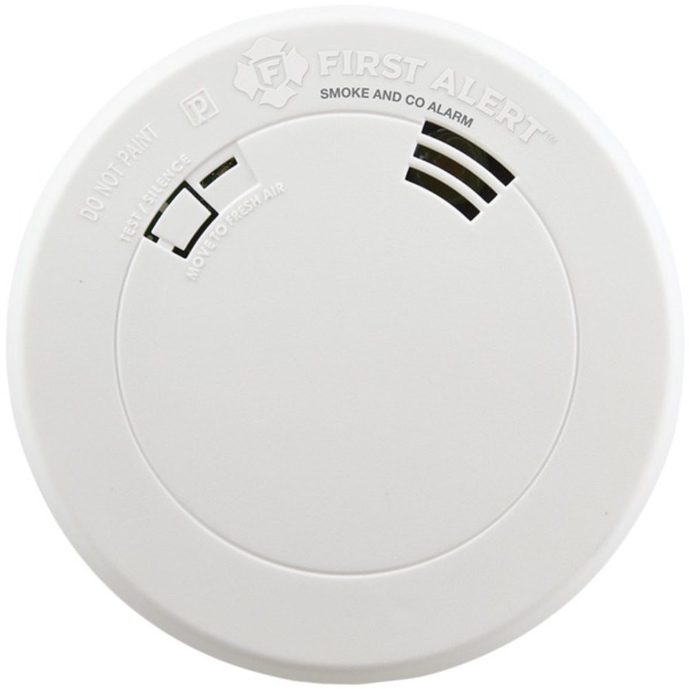 Primary image for First Alert 1039787 Smoke and Carbon Monoxide Alarm with Voice and Location