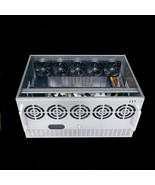 Mining Frame Rig Case For 12 GPU Mining Crypto Currency Rigs Miner DIY - $211.49