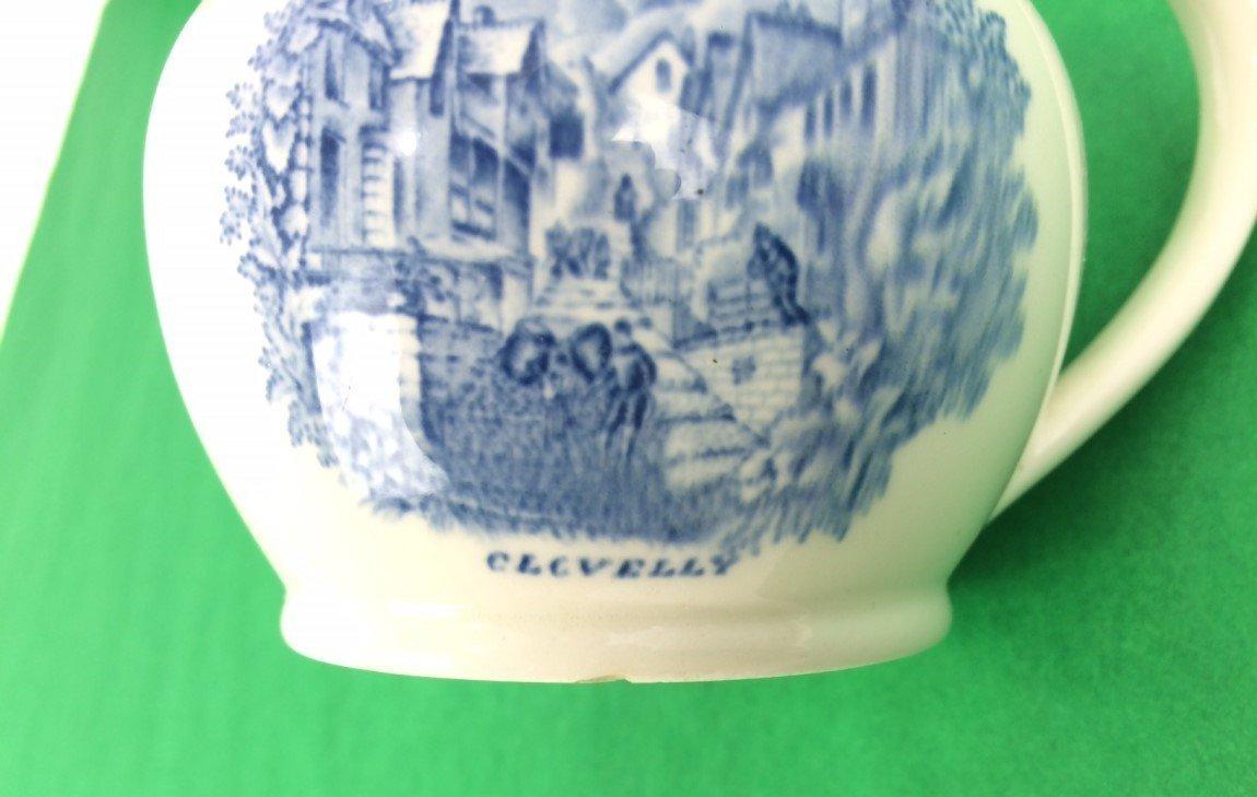 'Rex Whistler Design Clovelly Wedgwood Creamer'