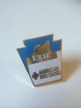 AMERICAN RED CROSS Erie County, Pennsylvania lapel tie pin - $11.39