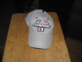 Cardinals 2004 National League Champions Hat Embrioded!Playoffs! - $9.99