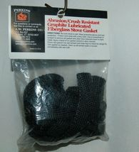 AW Perkins Item 120 Graphite Lubricated Fiberglass Woodstove Replacement Gasket image 4