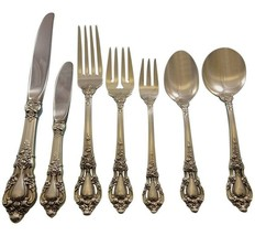 Eloquence by Lunt Sterling Silver Flatware Set For 8 Service 63 Pieces - $4,150.00