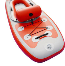 BRIS Inflatable High Pressure Kayak Canoe Boat One Person image 11