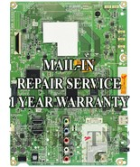 Mail-in Repair Service EBT63535702 MAIN EAX66054603 FOR 55UF6700 1 YEAR ... - $145.00