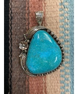 Emerald Valley Collector's Pendant (3450), Turquoise Necklace, Turquoise... - $156.80