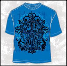 Alice In Wonderland Movie, Alice Sword Glitter T-Shirt,  Size XXL, NEW UNUSED - $21.28