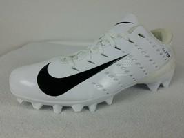 Nike Vapor Untouchable Varsity 3 Football Cleats Men's 10 & 13 White 917167-101 - $59.99+