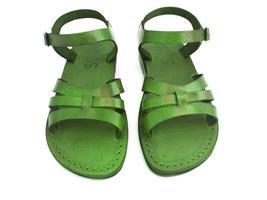 Leather Sandals for Women LIOR by SANDALIM Biblical Greek Roman Sandals - $39.44 CAD+