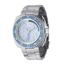 ZODIAC ZO2305 Men Women Round DIVER SWISS MADE Watch Steel BRACELET BLUE... - $512.19