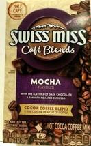 Swiss Miss Cafe Blends Mocha & Cocoa Coffee Blend 6 Sachets x 1.2 oz - $6.92