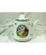 Carlsbad 3 Muses 10 Cup Tea Pot - $44.09