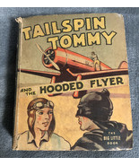 Big Little Book - Tailspin Tommy And The Hooded Flyer - BLB #1423 - $19.79